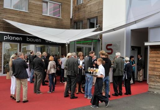 Oberndorf/Kitzbühel, Kitzcorner Eröffnungsfeier. 01.09.2011 Foto Hans Osterauer